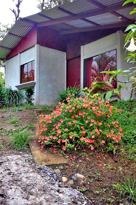 Posada Rio Celeste Ferienhaus mit 2 Schlafzimmern