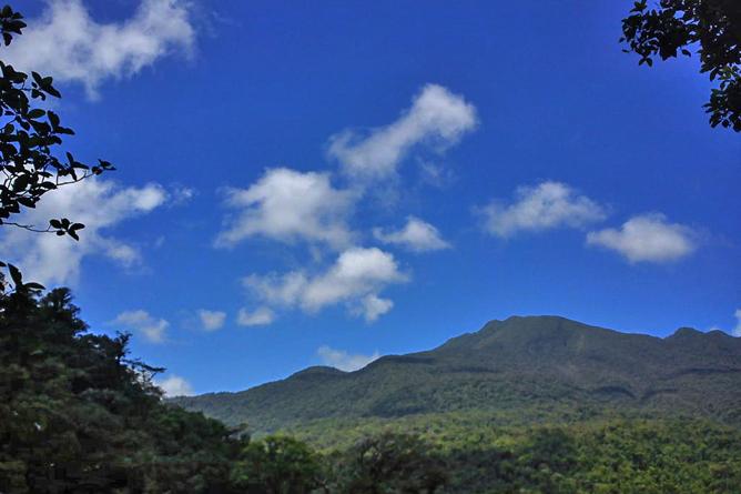 Posada Rio Celeste Vulkan Tenorio Nationalpark