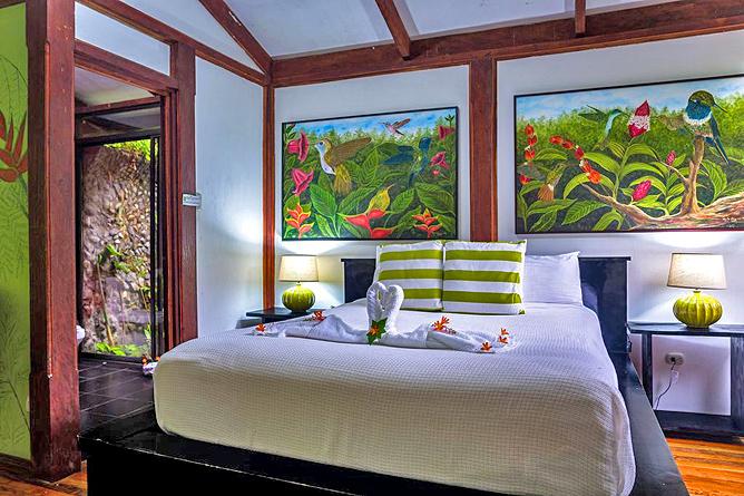 Hotel Quelitales – Bungalow