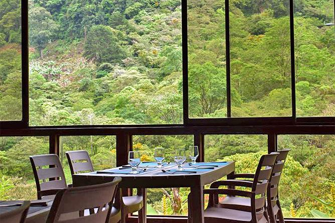 Hotel Quelitales – Restaurant