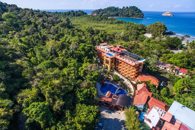 San Bada Hotelanlage