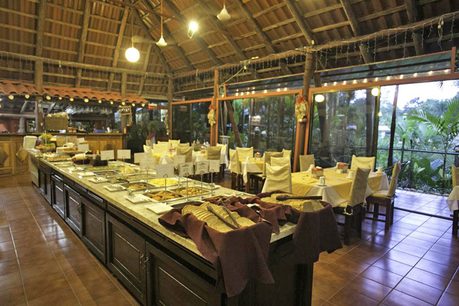 San Bada Restaurant Buffet