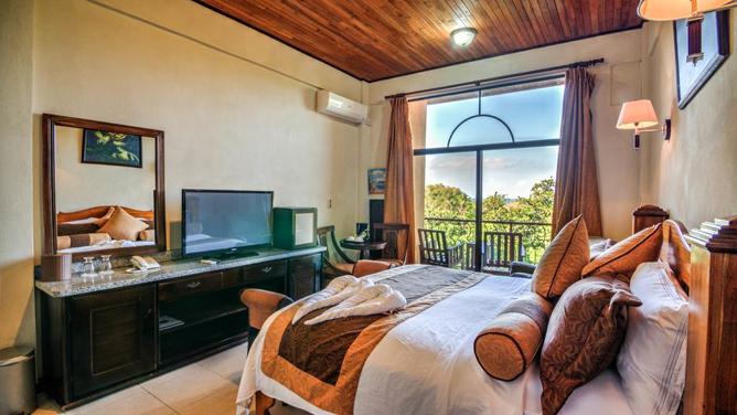 San Bada Standard Zimmer Fernsehen