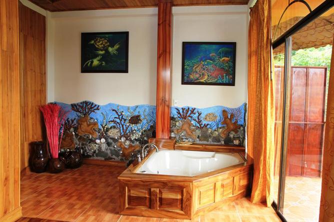 San Bada Suite Jacuzzi