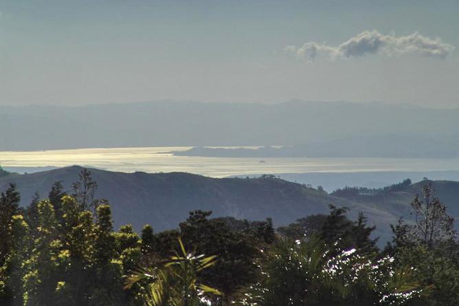Sunset Hotel Blick auf Golf von Nicoya