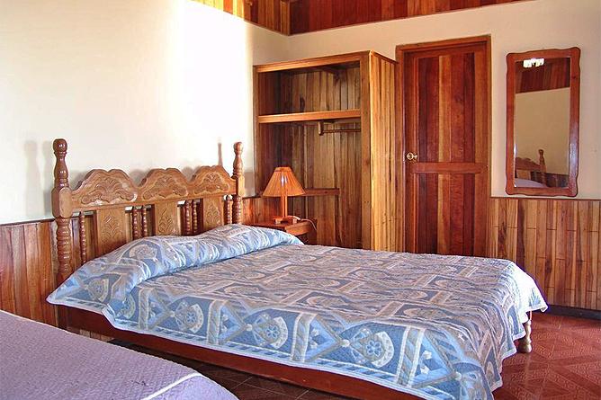 Sunset Hotel Standard Zimmer Doppelbett