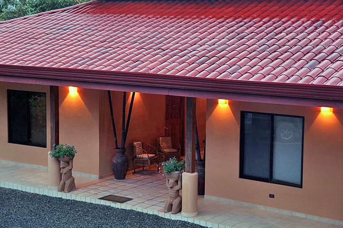Villas Alturas Rezeption