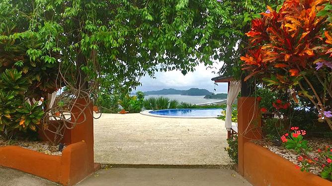 Vista Las Islas Blick auf Pool