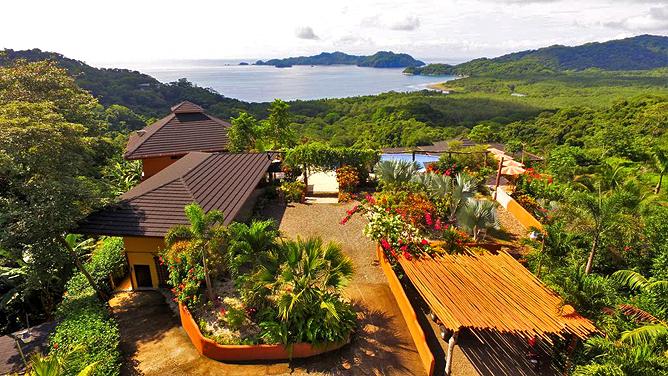 Vista Las Islas Flugaufnahme