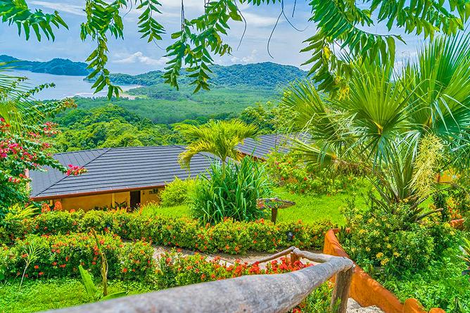 Vista Las Islas Gartenanlage