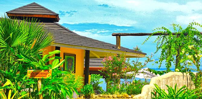 Vista Las Islas Hauptgebäude