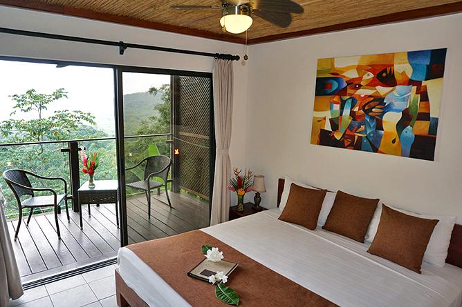 Vista Las Islas Stanard Zimmer Queen Bett