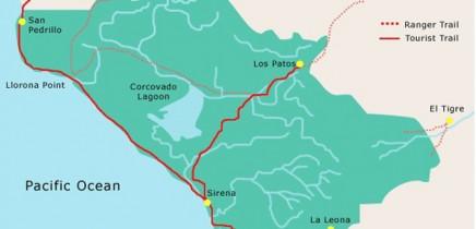 Wanderung Los Patos-Sirena_Wanderwege im Corcovado Nationalpark_Osa Ventura_05-01-2018