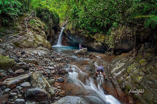 Wasserfälle Tesoro Escondido