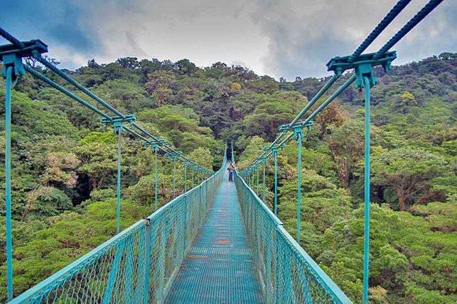 Touren Monteverde Selvatura