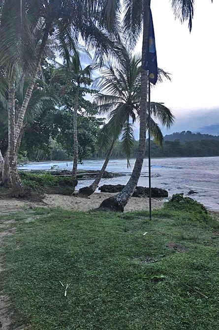 Cahuita Nationalpark Cahuita Strand