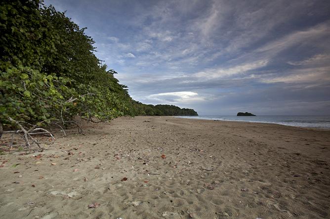 Cahuita Nationalpark Strand