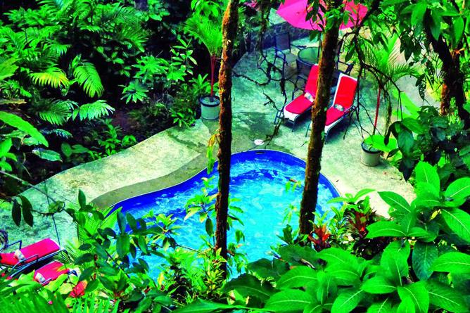 Casa Corcovado Pool