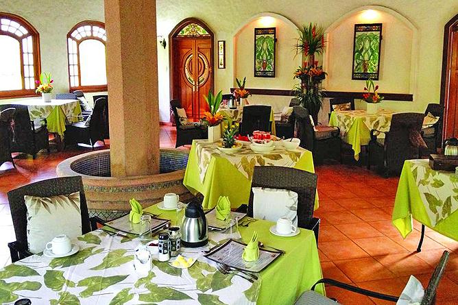 Casa Corcovado Restaurant