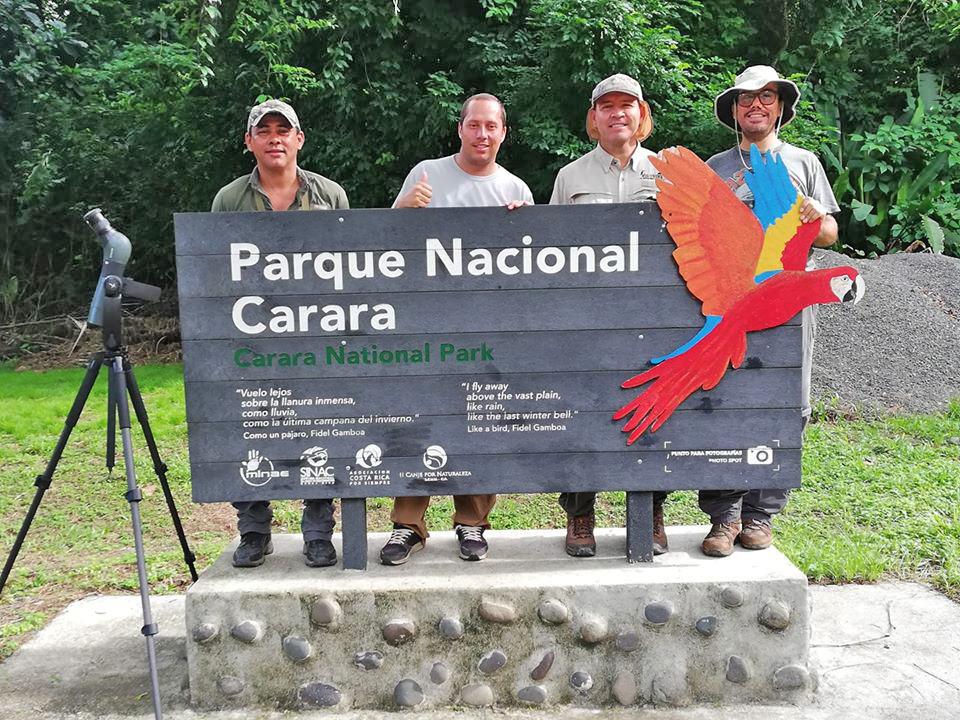 Nationalpark Carara – SINAC | Costa Rica