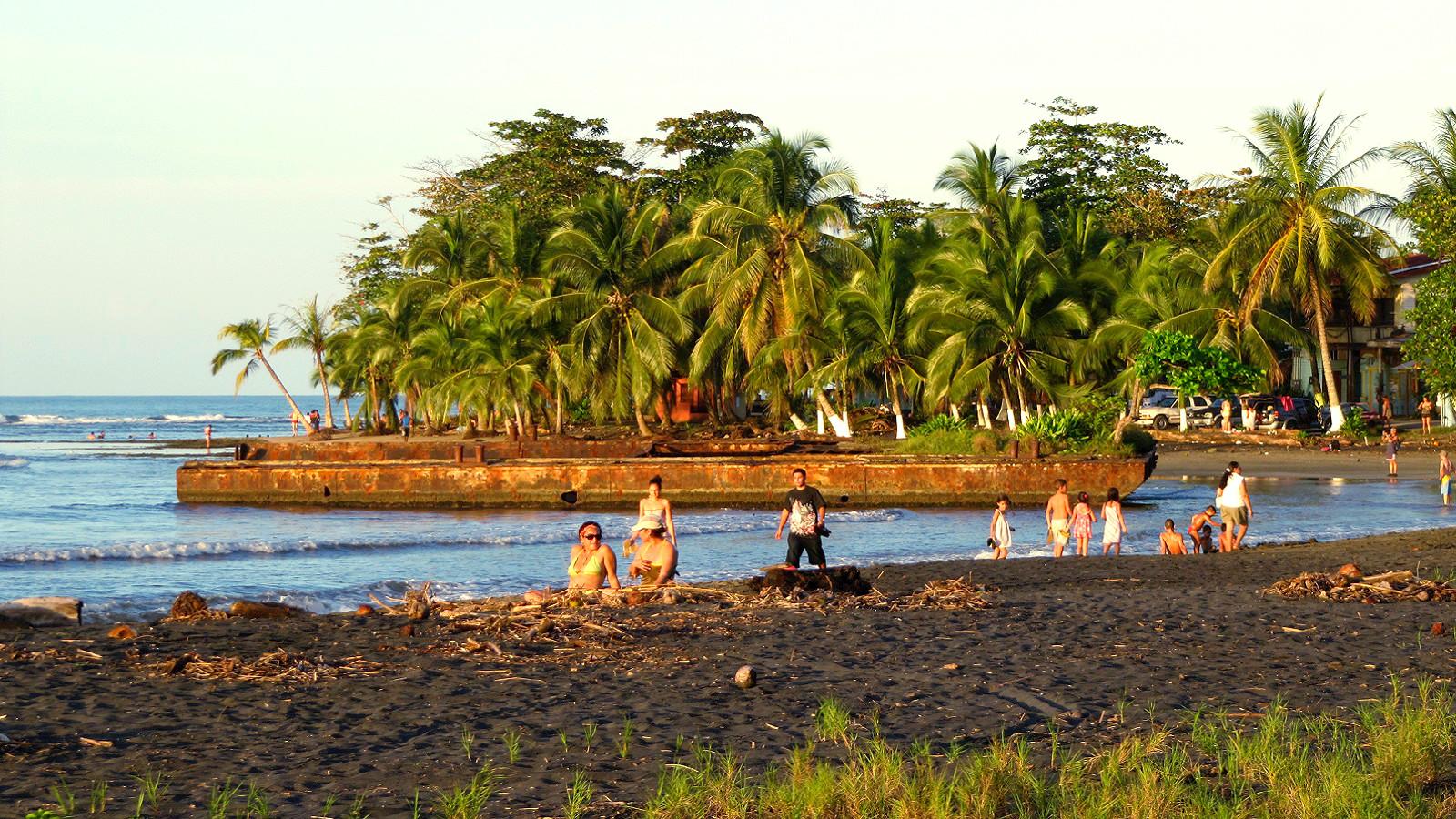 Puerto Viejo Dorf