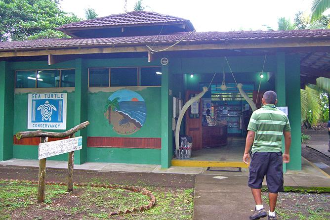 Dorf Tortuguero