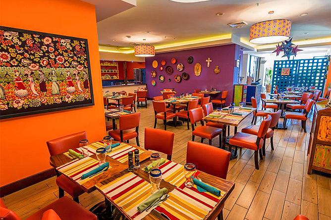 Crocs Casino Mexikanisches Restaurant