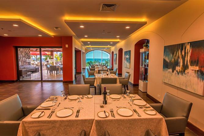 Crocs Casino Parsley and Pepper Restaurant