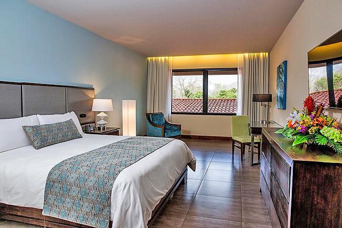 Crocs Casino Standard Zimmer Balkon