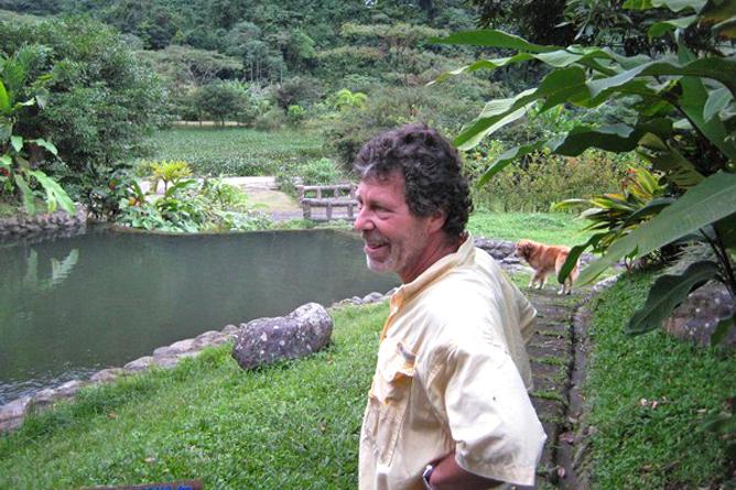 Rancho Margot Besitzer Juan Sostheim