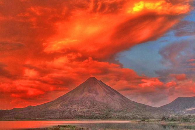 Rancho Margot Vulkan Arenal