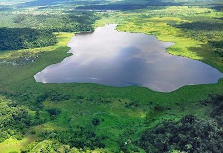 Sierpe Lagune