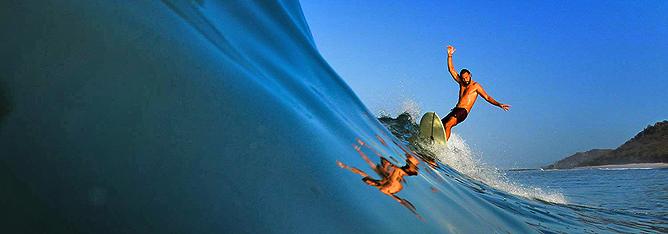 Surf Unterricht