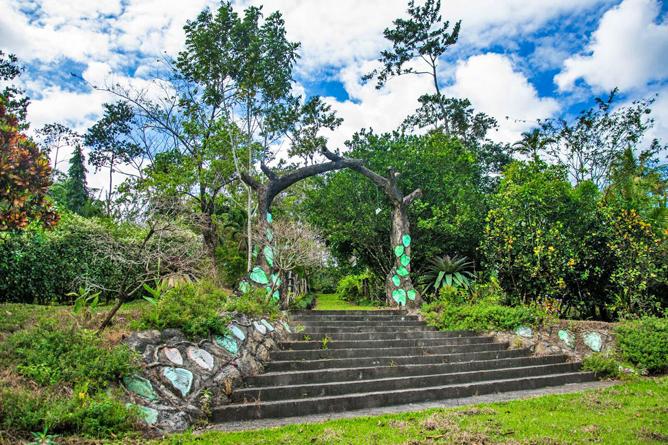 Josipek Garten Tor