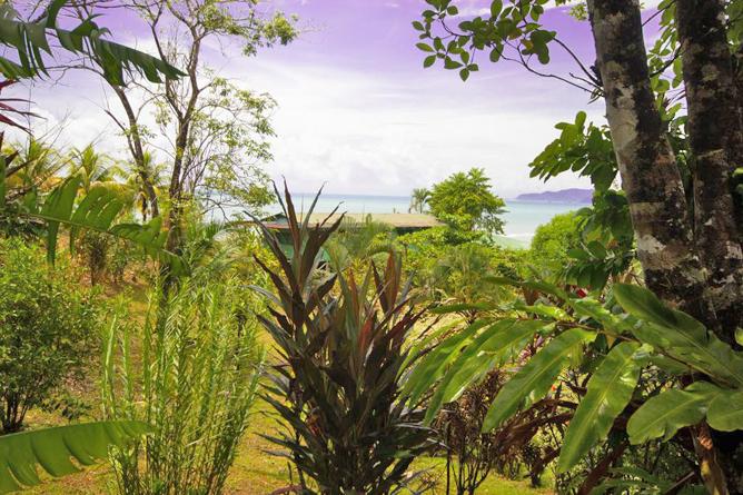 Rancho Corcovado Meersicht