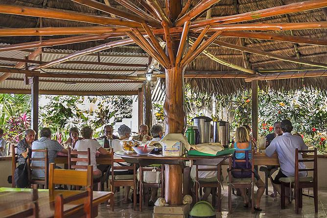 Rancho Corcovado Restaurant