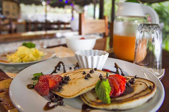 Rancho Corcovado Restaurant_Frühstück