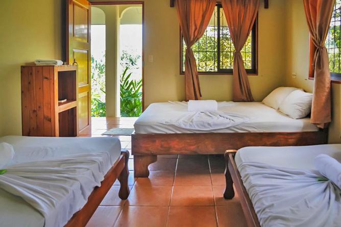 Rancho Corcovado Standard Zimmer Betten
