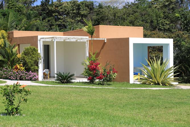 Casitas Sollevante Casas Aussenansicht