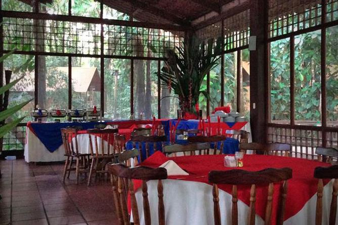Rana Roja Restaurant