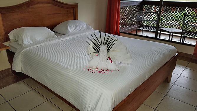 Lavas Tacotal Standard Zimmer
