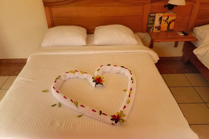 Lavas Tacotal Standard Zimmer Doppelbett