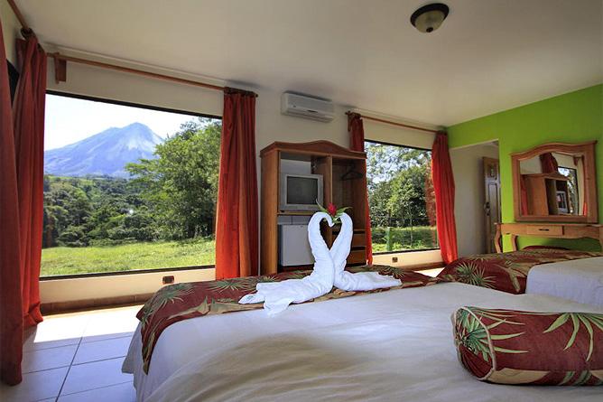 Lavas Tacotal Standard-Zimmer Ebenerdig mit Terrasse