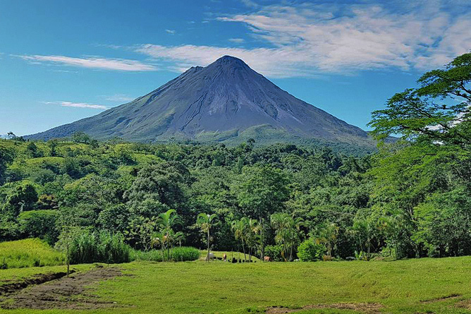 Lavas Tacotal Vulkanblick