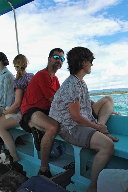 Boottransfer Drake Bay San Pedrillo Maro Tours