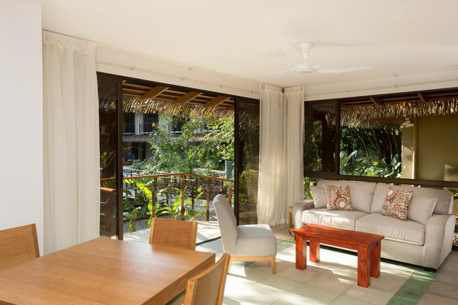 Olas Verdes Luxus Suite mit Garten