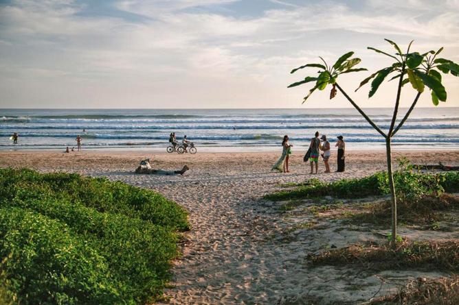 Olas Verdes Playa Guiones