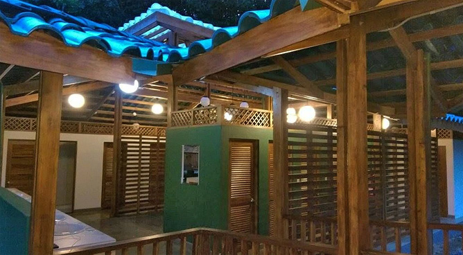 Sirena Station Stockbett Zimmer Maro Tours