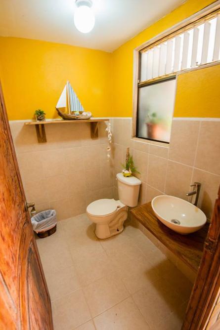 La Casona Guanacaste Badezimmer