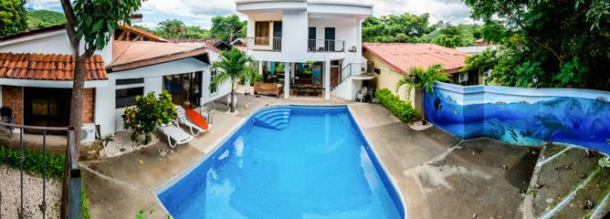 La Casona Guanacaste Hotel View